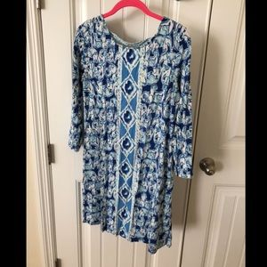 Lilly Pulitzer Ophelia Swing Dress is Get Trunky